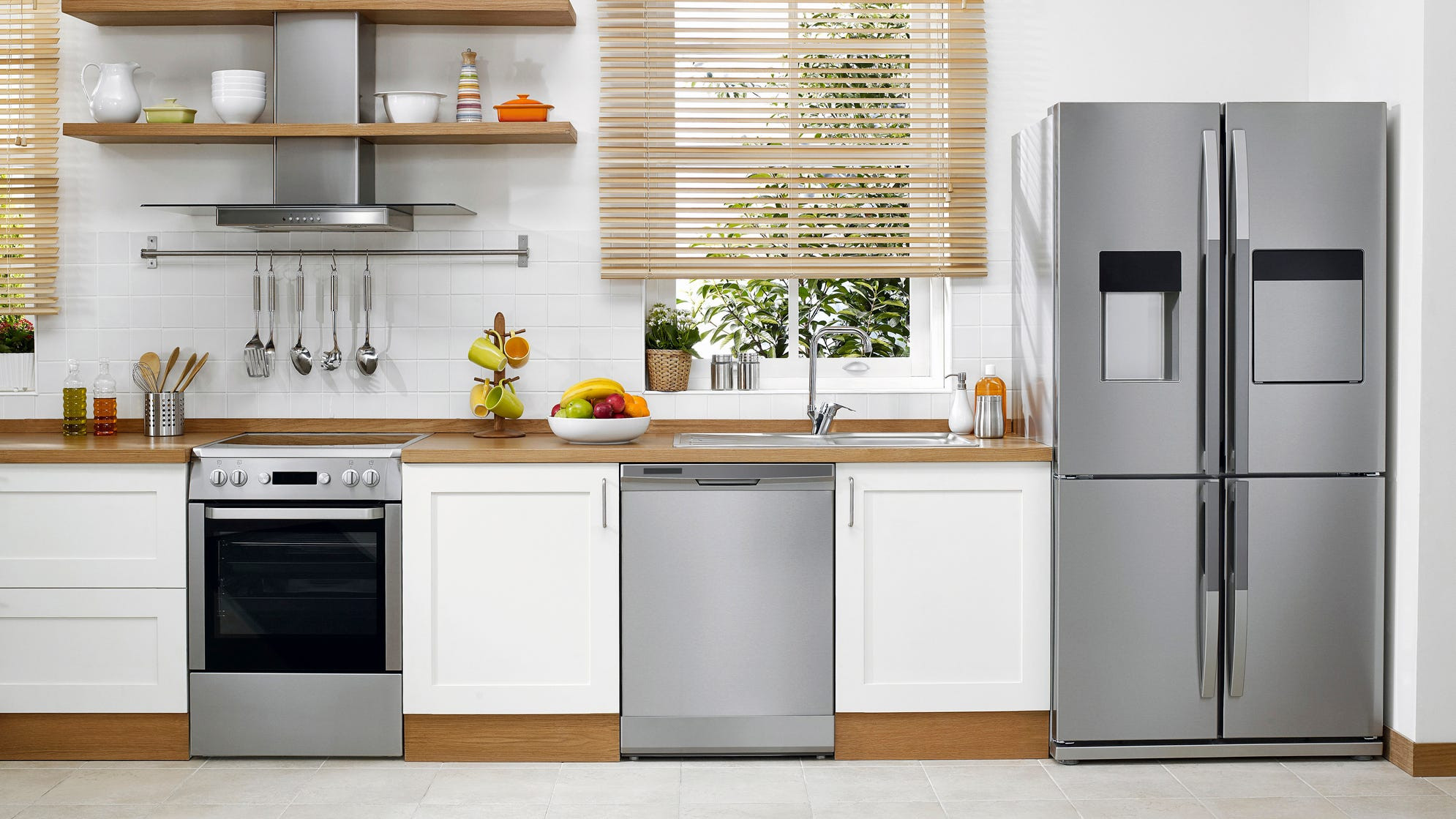 Memorial Day is the perfect time to buy new appliances
