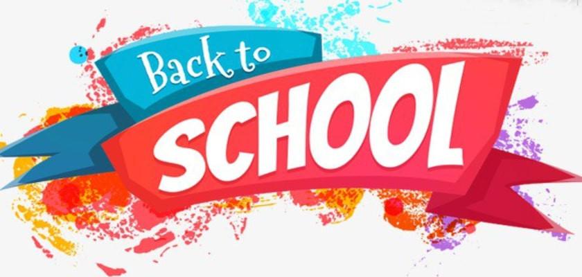 Back to School Sale 2021