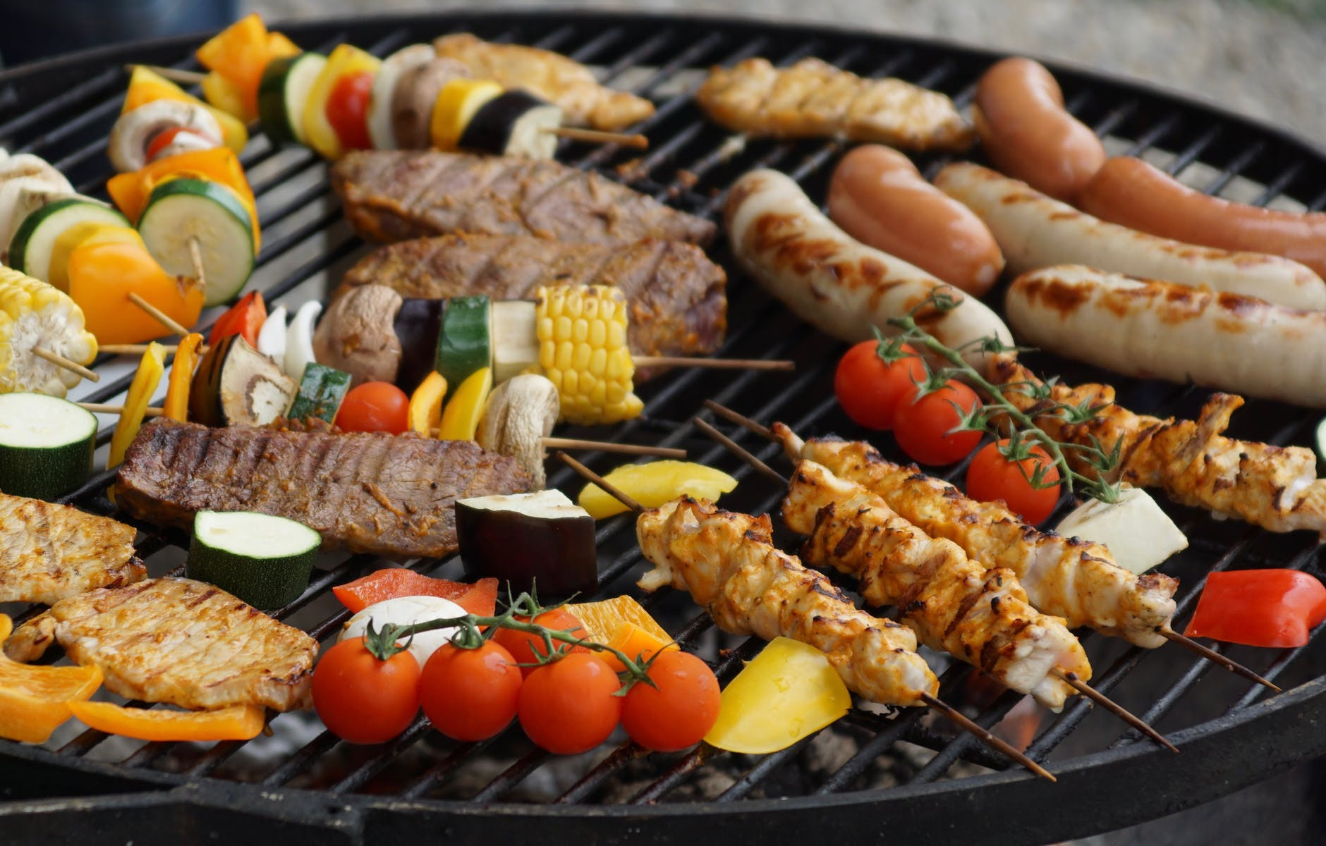 You should buy grill on 4th Of July Sale