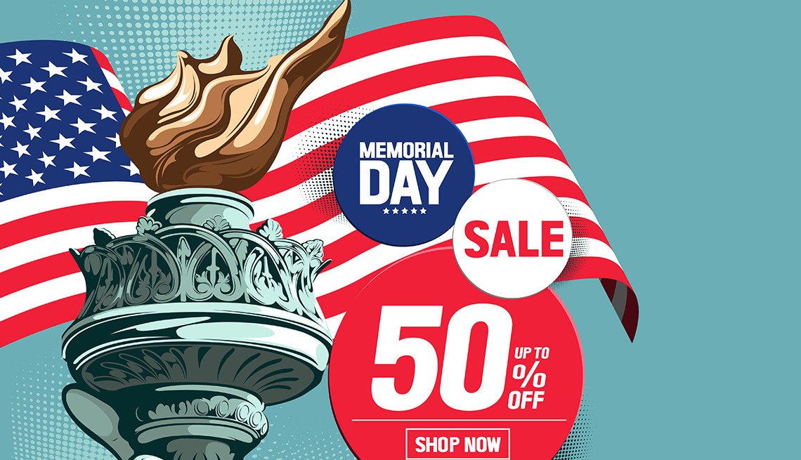 Memorial Day Sale is one of the best time for shopping