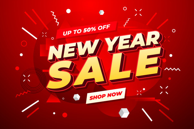 New Year Sales