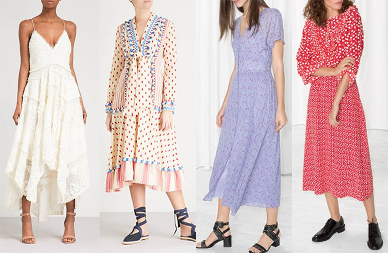 Shop summer dresses at EricDress to save money