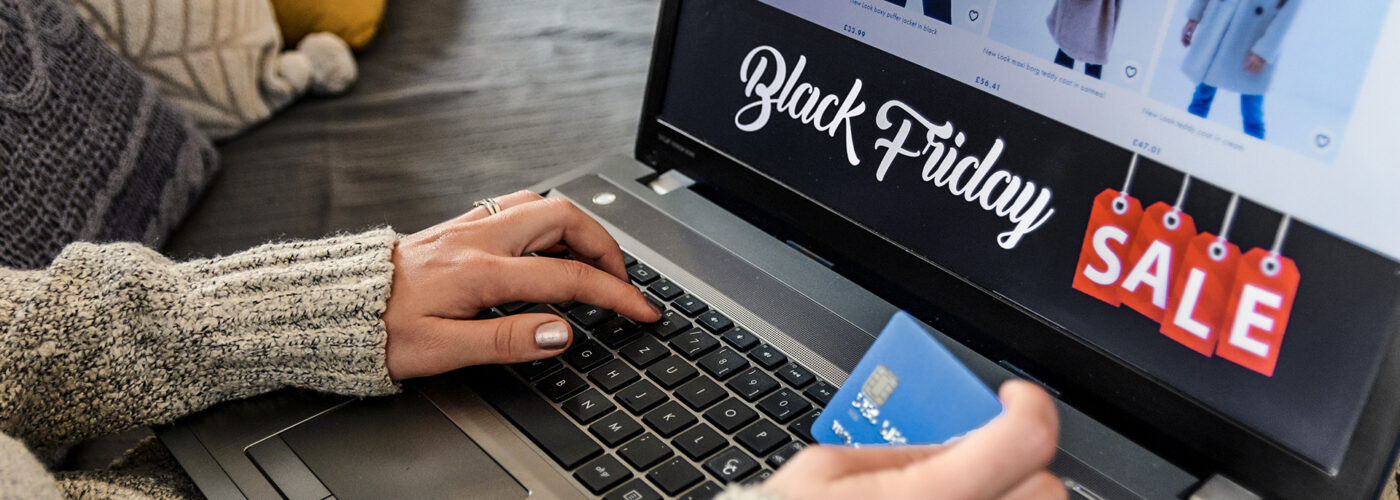 Shopping online tips on Black Friday