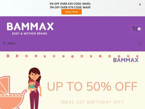 Bammax Coupons and Promo Code
