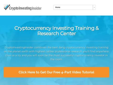 Crypto Investing Insider Coupons and Promo Code