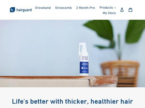 Hairguard Coupons and Promo Code