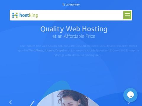 My.hostking Coupons and Promo Code