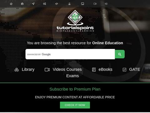 Tutorialspoint Coupons and Promo Code