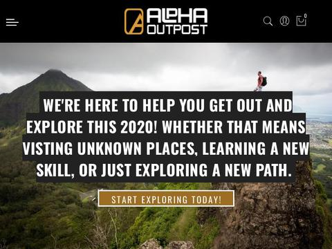 Alphaoutpost.com Coupons and Promo Code
