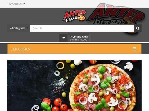 Antep Pizza Coupons and Promo Code