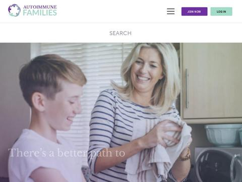 Autoimmune Families Coupons and Promo Code