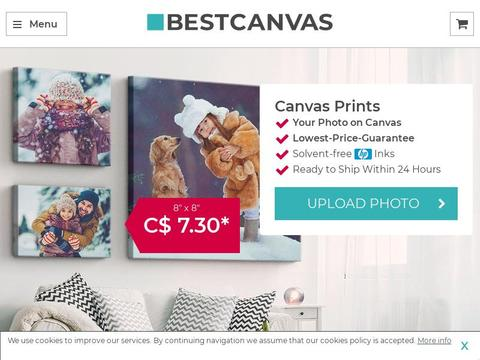 Bestcanvas.ca Coupons