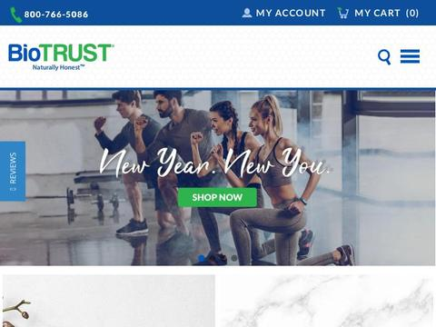 Biotrust.com Coupons and Promo Code