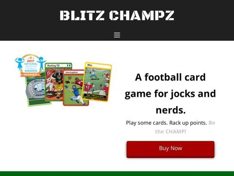 Blitz Champz Coupons and Promo Code