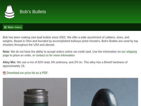 90 Off Bobs Bullets Coupon Code Promo Code Nov 2020