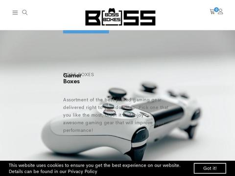 Boss Boxes Coupons and Promo Code