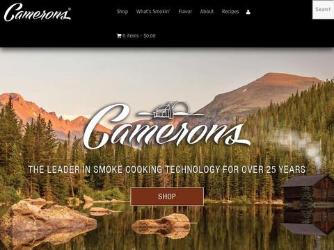Camerons Coupons and Promo Code