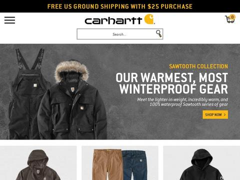 Carhartt Coupons and Promo Code