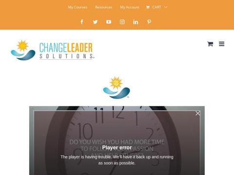 Change Leader Solutions Coupons and Promo Code