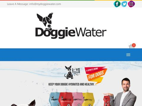 DoggieWater Coupons and Promo Code
