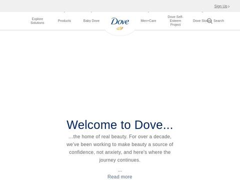 Dove Coupons and Promo Code