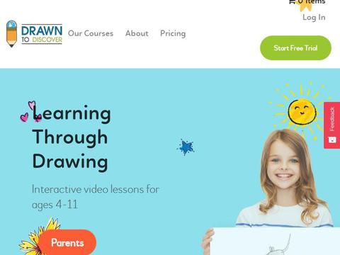 Drawn To Discover Coupons and Promo Code