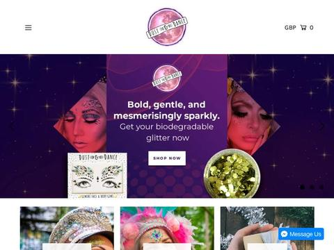 Dust & Dance Coupons and Promo Code