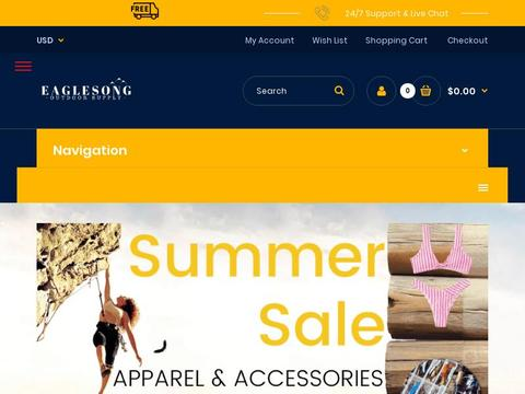 Eaglesong Supply Coupons and Promo Code