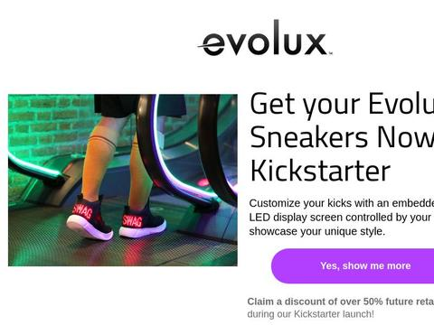Evoluxgear.com Coupons and Promo Code