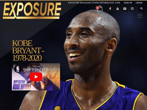 EXPOSURE MAGAZINE Coupons and Promo Code
