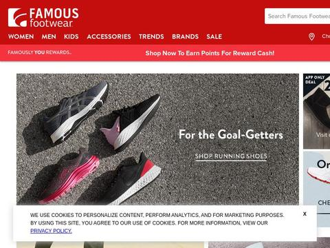 Famous Footwear Coupon Codes Best Discounts Up To 50 Off Nov 2020