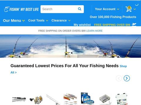 Fishinmybestlife.com Coupons and Promo Code