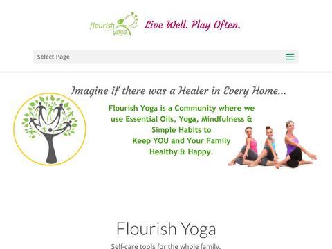 Flourish Yoga Coupons and Promo Code