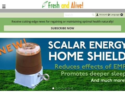 Fresh And Alive Coupons and Promo Code