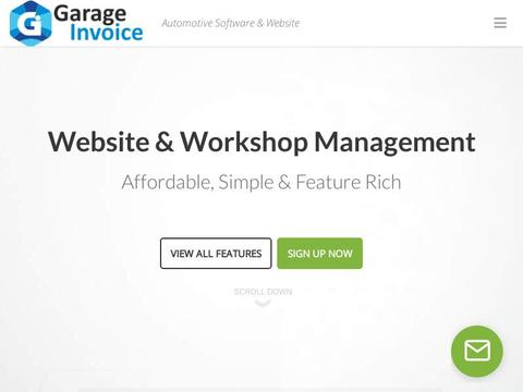 Garage Invoice Coupons and Promo Code