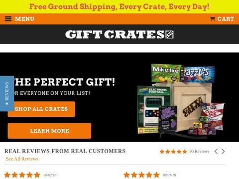 Gift Crates Coupons