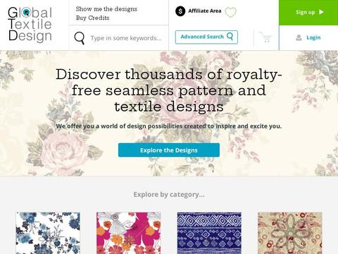 Global Textile Design Coupons and Promo Code