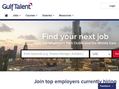 Gulftalent Coupons and Promo Code