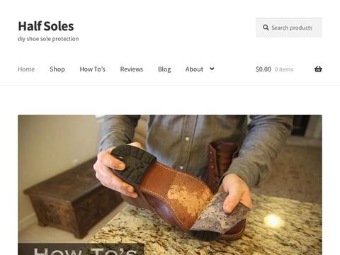 Half Soles Coupons and Promo Code