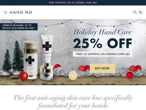 Hand MD Coupons and Promo Code