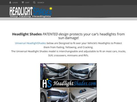 Headlight Shades Coupons