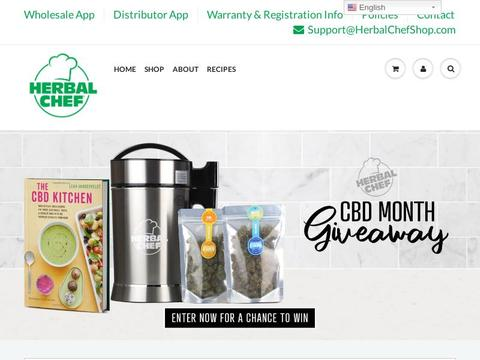 Herbal Chef Shop Coupons and Promo Code