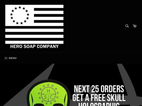 Hero Soap Company Coupons and Promo Code