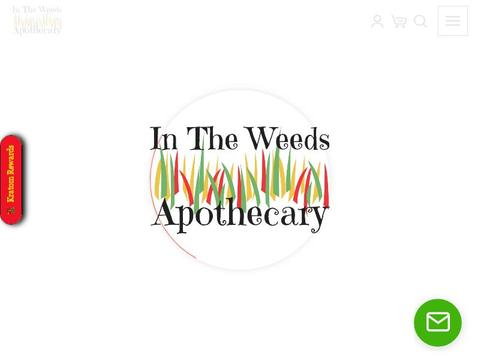 Happy Holidays - Buy 3 Get 1 Free At In The Weeds Apothecary