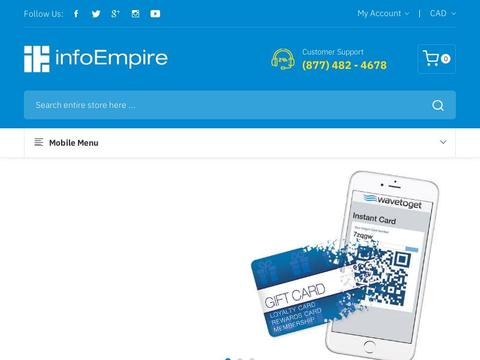Infoempire Coupons and Promo Code