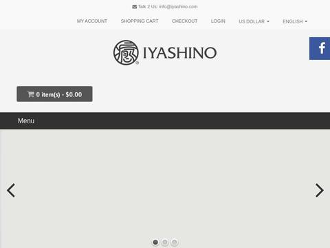 Iyashino.com Coupons and Promo Code