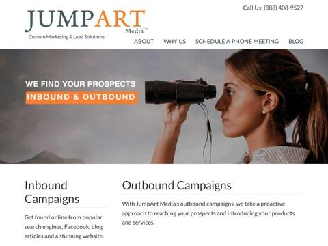 JumpArt Media Coupons and Promo Code