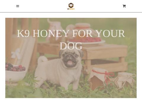 K9 Honey Coupons and Promo Code