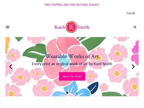 Kaeli Smith Coupons and Promo Code