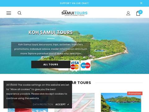 Koh Samui Tours Coupons and Promo Code